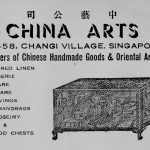 * China Arts Card.