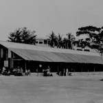 * Japanese Prisoners Awaiting Transportation Back to Changi Gaol from MT Yard