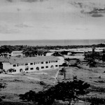 * General View over Changi Camp.