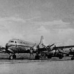 * DC6 Aircraft.