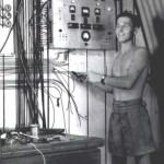 * John Shepherd, c.1948-50.