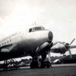 "* DC6 ""Flying Dutchman"",  c1946-47."