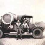 1945 Monitor Foam Tender