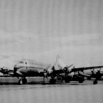 * Netherlands East Indies Air Liner, 'Flying Dutchman' 1947  (DC6)