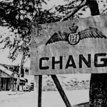* RAF Changi Sign
