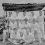 * Changi All Services Cricket Team, To Play the Chinese, 1947