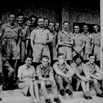 * BPO Staff with Wing Commander Smith in the Centre.
