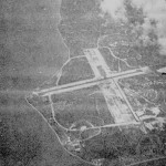 * Arial Picture of Airfield.
