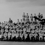 Group Photograph of Technical Wing Inc: SASS, 1950.