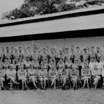 * Equipment Section Personnel with Civilian Employees, 1951/2.