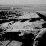 Aerial View of Airstrip, c1952/3.