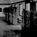Changi TX Site,Control Room, c1953.