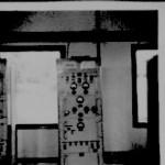 Control Panel, Radio Changi, c1953.