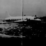 Vickers Valetta over Changi, 1952/4.