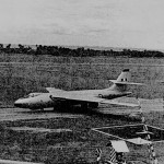Vickers Valiant Bomber Taxiing,1955/6.