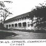 Block 42, Opposite COMMCEN.