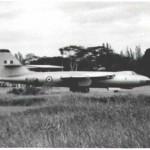 Vickers Valiant Bomber, 1956