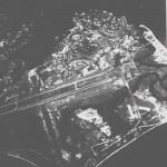 Aerial View of Complete Airfield and Camp