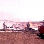 Sunday Morning Practice Crash, c.1957-58