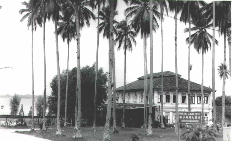 Pasir Ris Families Hotel. 29.11.1961