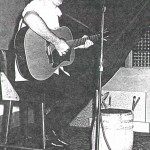 The 'Attic Folk Club', c1967