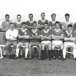 Motor Transport Section Football Team, October 1970.
