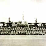 Officers and Airmen of 48 Squadron.