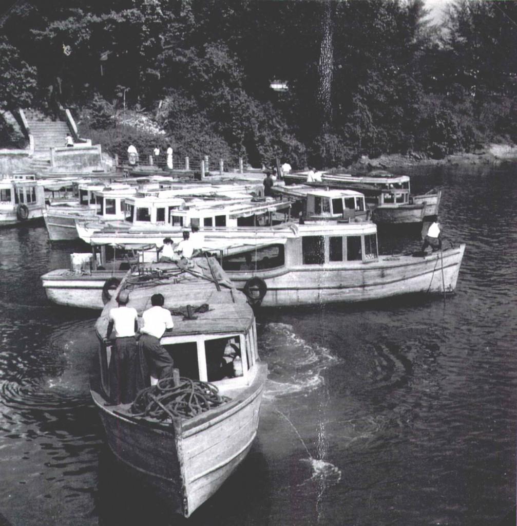 Changi Creek, 1954