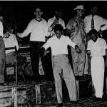 Air Traffic Control BBQ at Telok Pakau, 30/6/1956