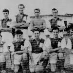 SSOC Football Team, 1956