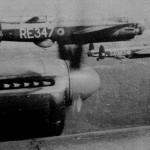 Avro Lincolns of 148 Sqdn and 1 Sqdn of Royal Australian Air Force